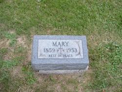 Mary <i>Behrens</i> Rohe