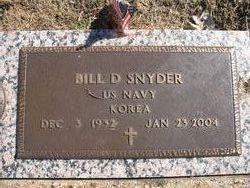 Bill D. Snyder
