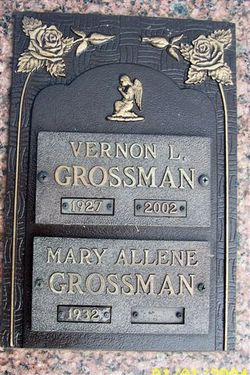 Vernon Luther Grossman