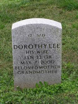 Dorothy Lee Fields