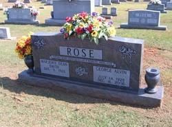 George Alvin Rose