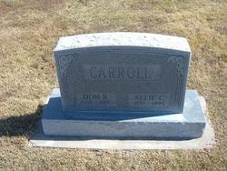 Allie Christmas <i>Kells</i> Carroll