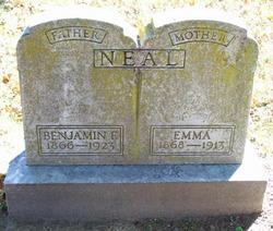 Emma <i>Rice</i> Neal