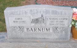 Susanah Wanda <i>Cooper</i> Barnum