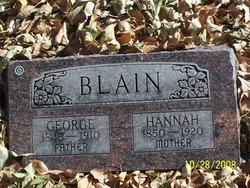 George Blain