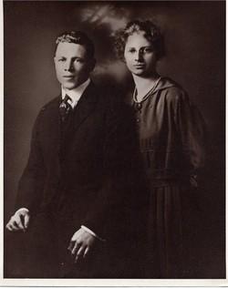 Elsie Beatrice <i>Welch</i> Allen