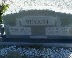 Tom Wesley Bryant