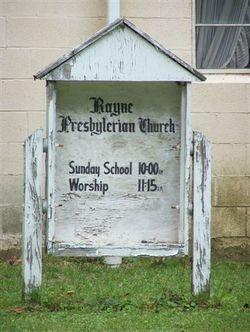Rayne Presbyterian Church Cemetery