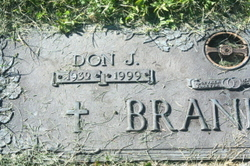 Donald J Branham