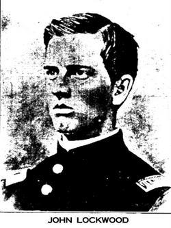 Capt John W Lockwood