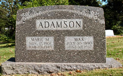 Max Adamson