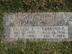 Edmund E. Arndt