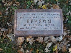 Caroline M. <i>Grover</i> Beasom