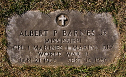 Albert P. Barnes, Jr