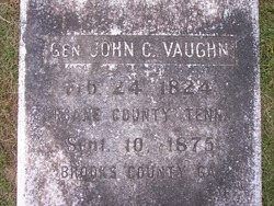 Brig. Gen. John Crawford Vaughn
