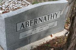 Granville Gordon Abernathy