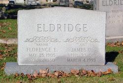 Florence E. Nannie Eldridge