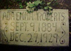 Ada Emma <i>Roberts</i> Roberts