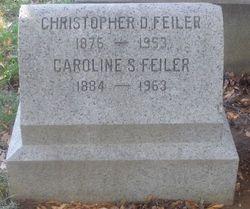 Caroline Sophie <i>Wagner</i> Feiler