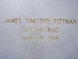 Pvt James Timothy Tim Pittman