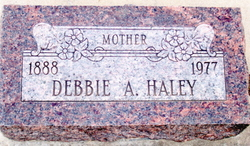 Debbie Anna <i>Riley</i> Haley