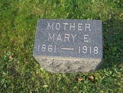 Mary E <i>Bull</i> Baker