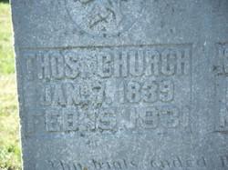 Thomas Tom Church, Jr