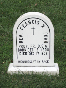 Rev Francis X. Coan