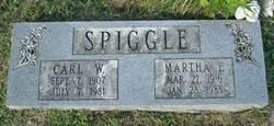 Carl William Spiggle, Sr