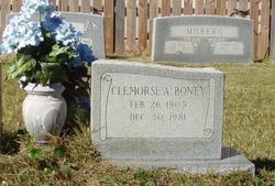 Clemorse A. <i>Campos</i> Boney