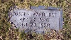 Joseph Warhurst