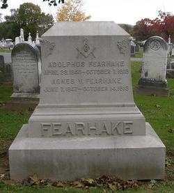 Adolphus Fearhake