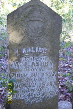 Adline <i>Porter</i> Ashby