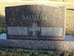Betty Ann <i>Burgess</i> Bainum