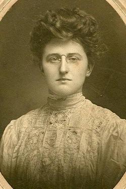 Georgia Ann <i>Carson</i> Lott