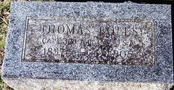 Thomas Boles