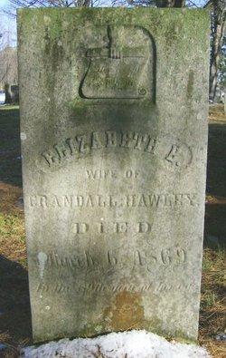 Elizabeth B. <i>Matteson</i> Hawley