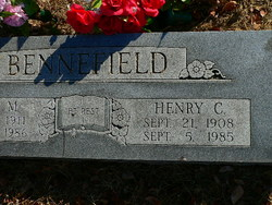 Henry Colonel Bennefield
