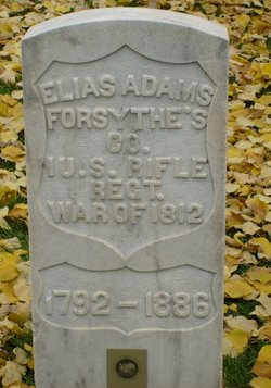 Elias Adams, Sr