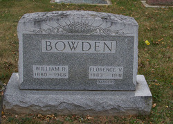 Florence V <i>Mayer</i> Bowden