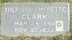 Therissa Emerett <i>Cox</i> Clark