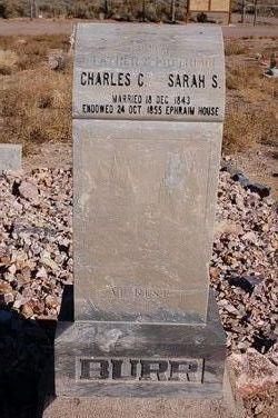 Charles Clark Burr