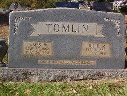 James William Tomlin