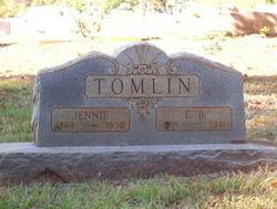 Elijah Benjamin Tomlin