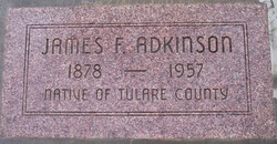 James Francis Frank Adkinson
