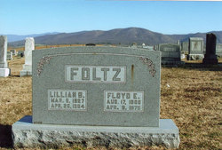 Lillian Beatrice <i>Strole</i> Foltz