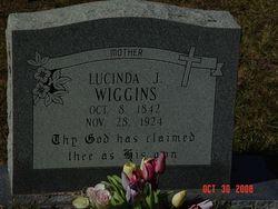 Lucinda Jane <i>Ingram</i> Wiggins