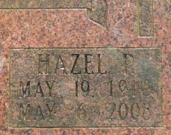 Hazel Patricia <i>Todd</i> Azar