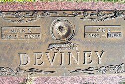 Edith Carol <i>Slaton</i> Deviney