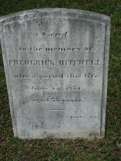 Frederick Mitchell